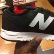 New Balance NB 247 Black White 4