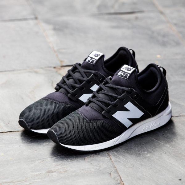 New Balance NB 247 Black White