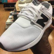 New Balance NB 247 White Black 2