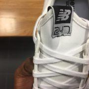 New Balance NB 247 White Black 6