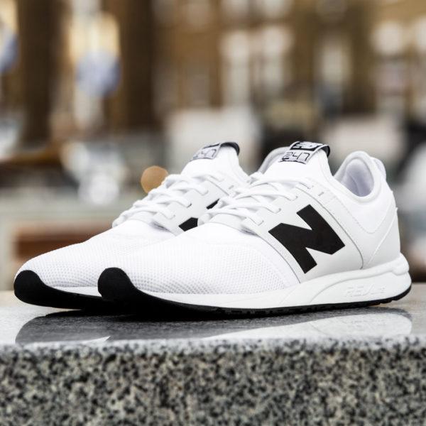 New Balance NB 247 White Black
