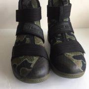 Nike Lebron Soldier 10 SFG Black Camo Bamboo 844378 022 2