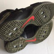 Nike Lebron Soldier 10 SFG Black Camo Bamboo 844378 022 5