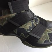 Nike Lebron Soldier 10 SFG Black Camo Bamboo 844378 022 8