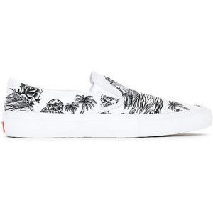 Vans x Sketchy Tank Slip On Pro Shoes 4