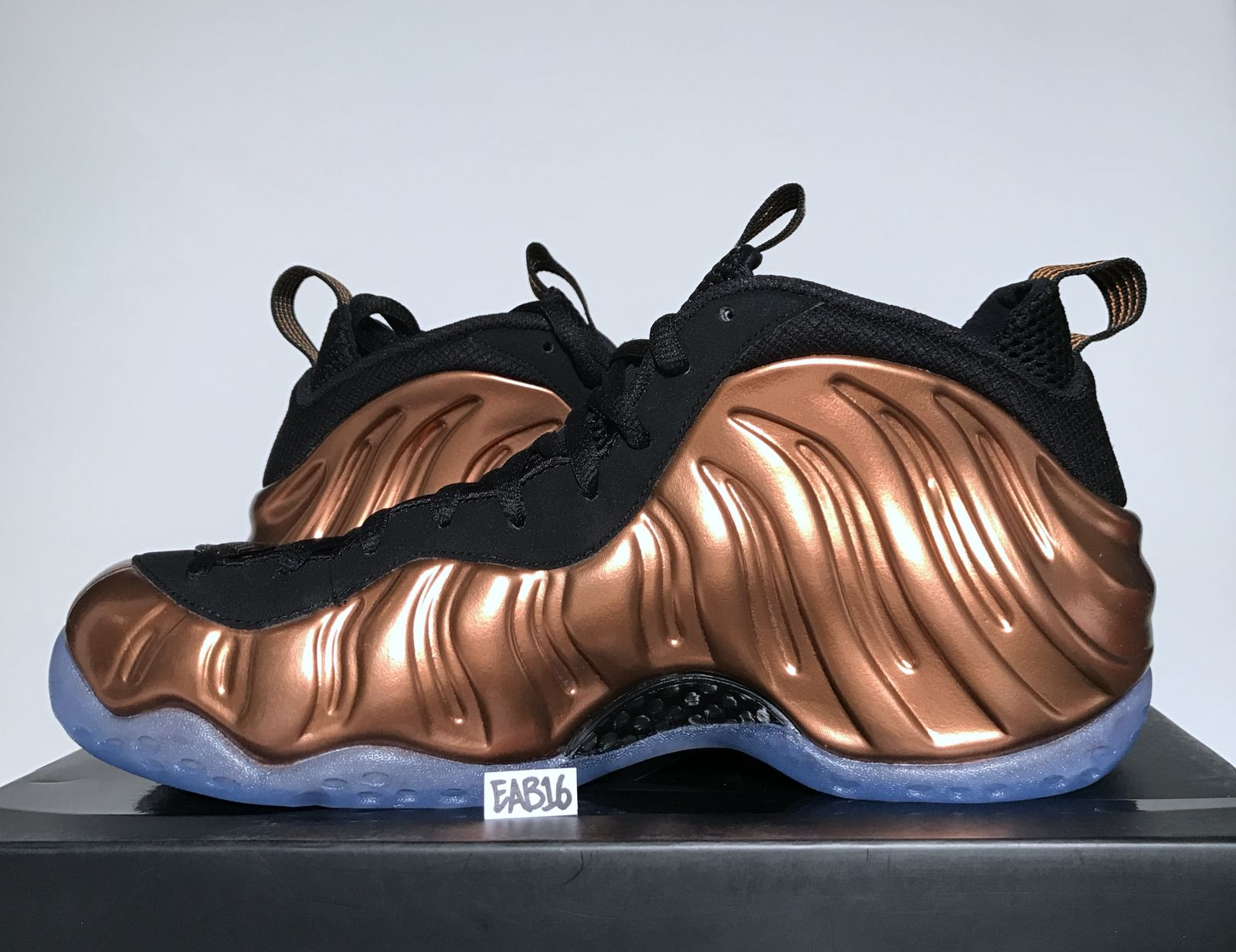 online retailer f81e5 73f0a The Air Foamposite One Copper 314996-007 Is Available Early ...