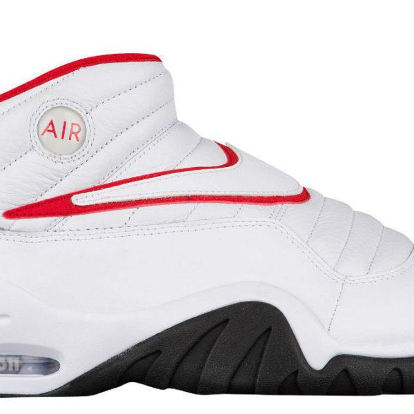 Nike Air Shake NDESTRUKT White Red