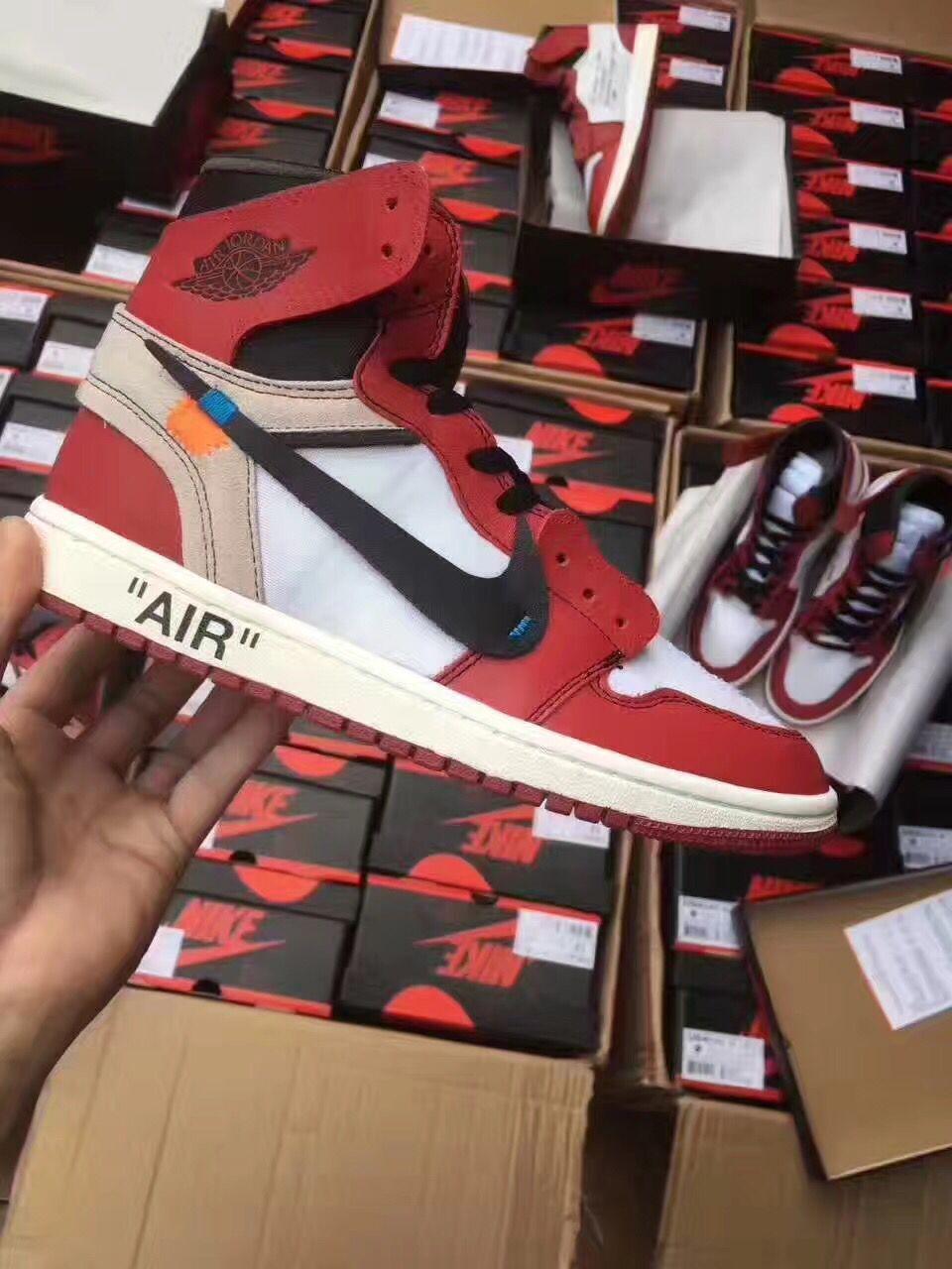 d0fb7fe6d87 Don't Get Got: Taobao Special Fake Off White Air Jordan 1 Are ...
