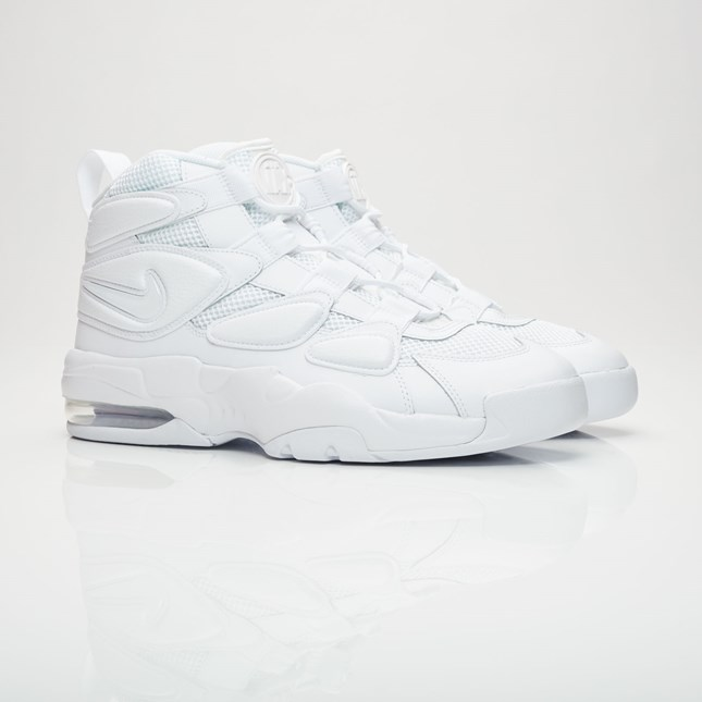 65ec43fe73ee Nike Air Max2 Uptempo 94 Triple White 922934-100 – Housakicks