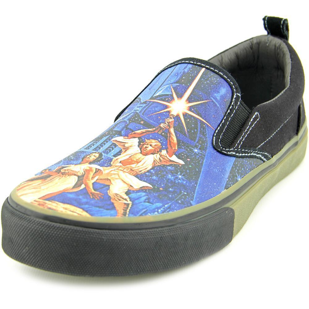 Skechers A New Hope Star Wars Men Black Sneakers Only $16.99 – Housakicks