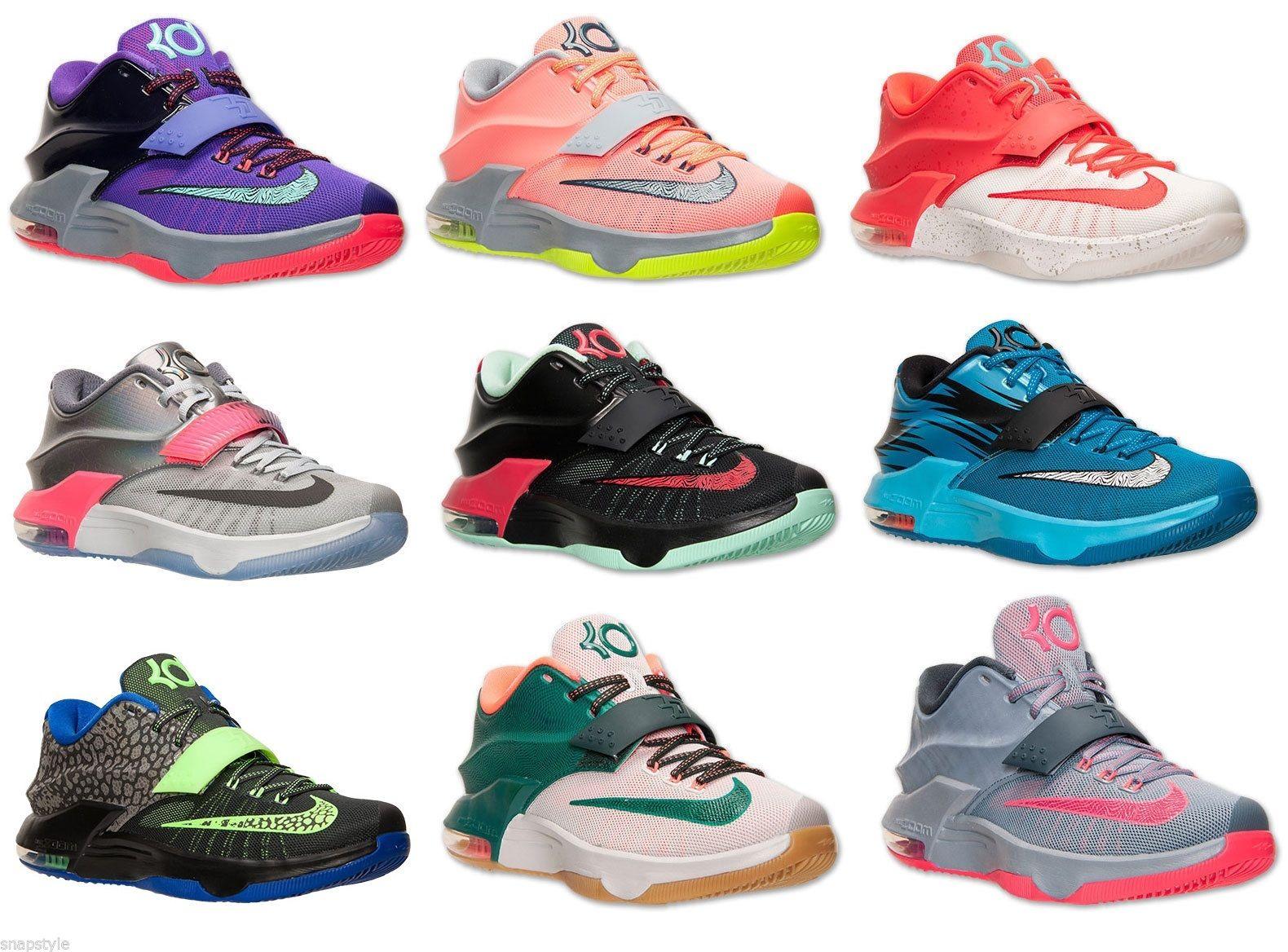 nike kd mens basketball shoes all basketball shoes