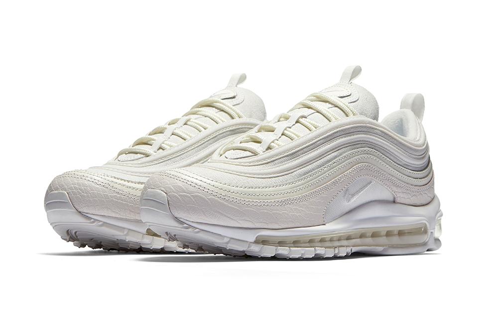 Up Next: Nike Air Max 97 Summit White Snakeskin 921826 100