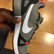 Nike Duel Racer Grey Black Red 918228 008 3