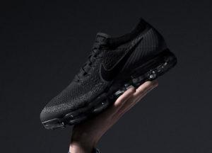 949db371e5 Triple Black Nike Air Vapormax Flyknit 849557 006 1 – Housakicks