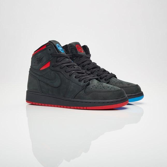 separation shoes 22a10 1a14d Air Jordan 1 Quai 54