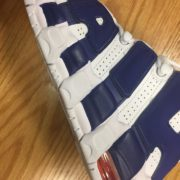 GS Nike Air More Uptempo New York Knicks 415082 103