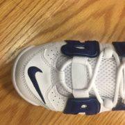 GS Nike Air More Uptempo New York Knicks 415082 103 3