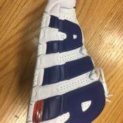 GS Nike Air More Uptempo New York Knicks 415082 103 5