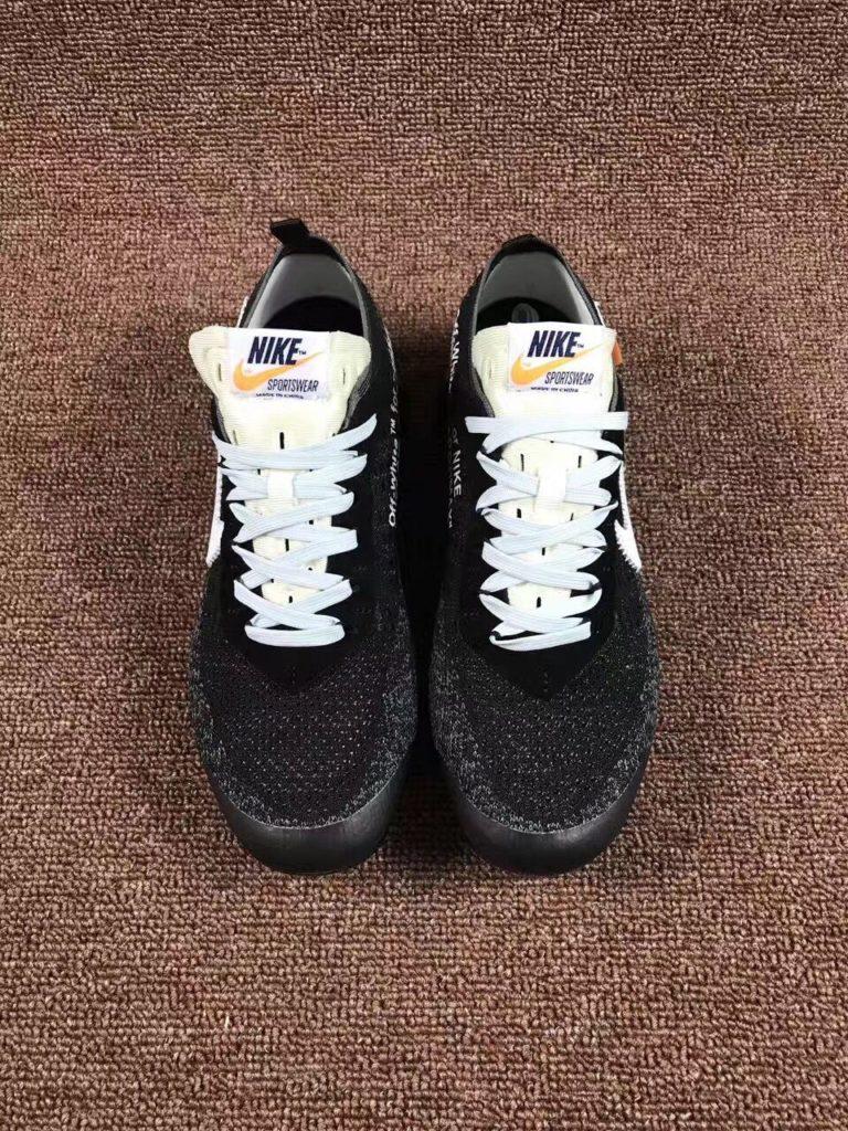 white nike air vapormax sneakers 1 housakicks