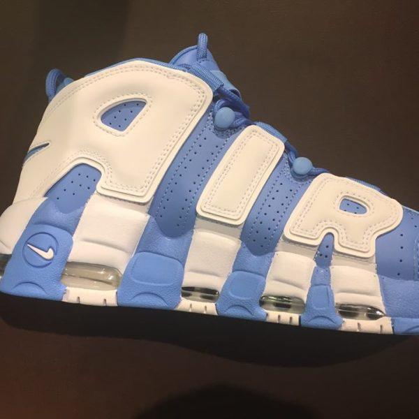 Nike Air More Uptempo University Blue 921948 401