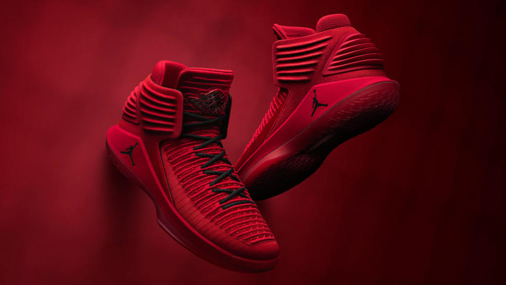 Buy It Now | Air Jordan XXXII 32 Rosso Corsa AA1253-601