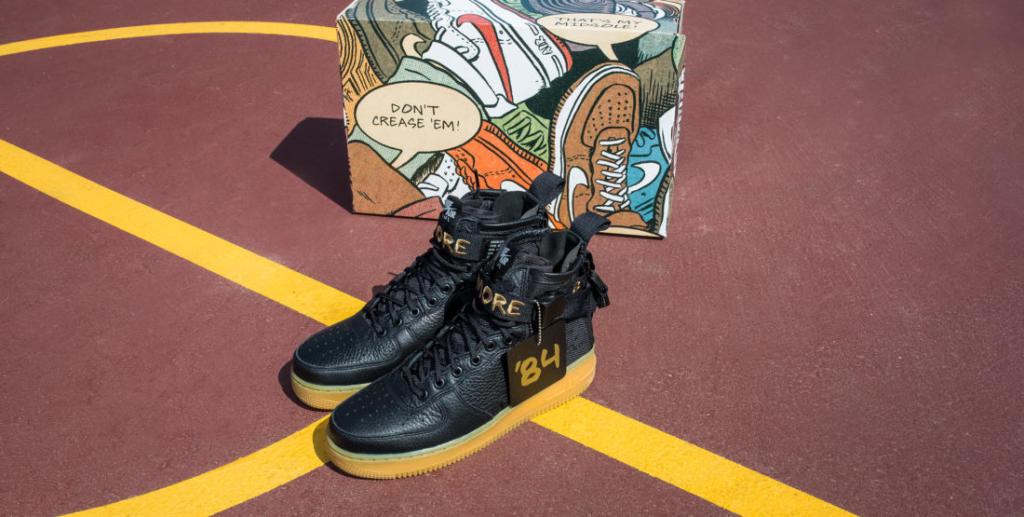 DTLR X Nike SF AF 1 MID Baltimore 917753 003 3 – Housakicks