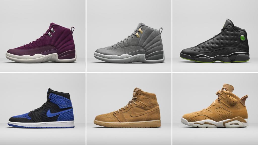 The Holiday Season Is Loaded With Sleek Air Jordan Retros – Housakicks 22a92d4927