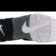 Nike Air More Uptempo Black Grey White 921948-002 3