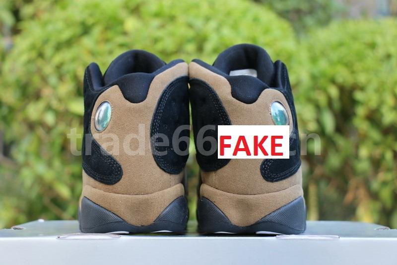 bf0238fe509505 Fake Air Jordan 13 Olive 7 – Housakicks
