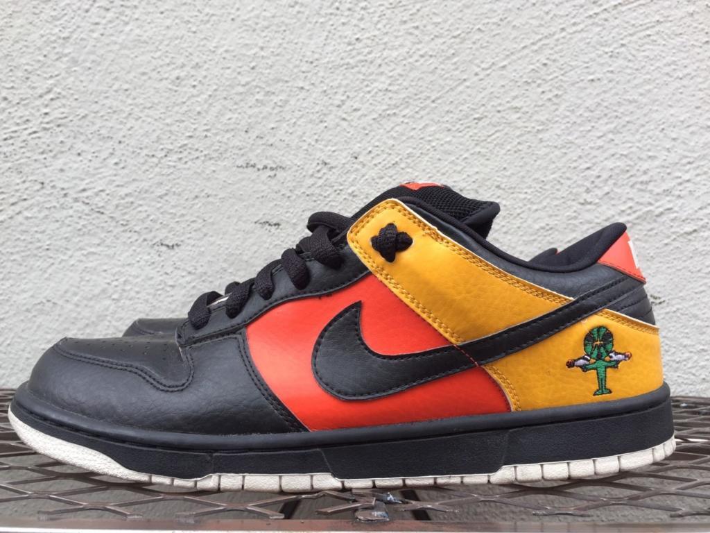 newest 68793 076a9 Nike SB Dunk Low Pro SB Raygun – Housakicks