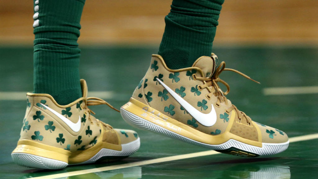 Adidas Celtics Basketball Shoes