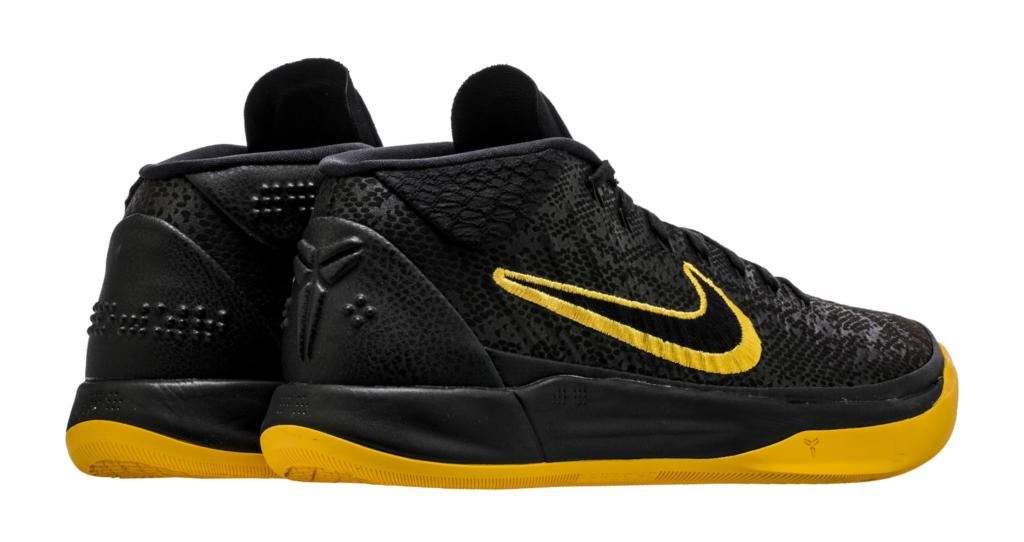 best sneakers faf24 36173 Coming Soon Nike Kobe AD Mid Black Mamba AQ5164-001 – Housak