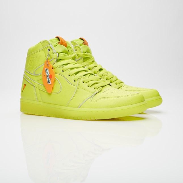 dbe1f7f9869 Buy It Now |Air Jordan 1 Retro High Gatorade Pack – Housakicks