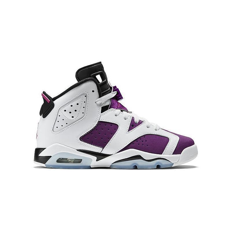 wholesale dealer b6385 f53eb Kids Air Jordan 6 Grapes ...