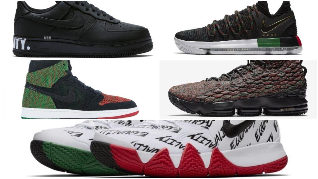 newest 71d1d 72c65 Nike Kyrie 4 BHM – Housakicks