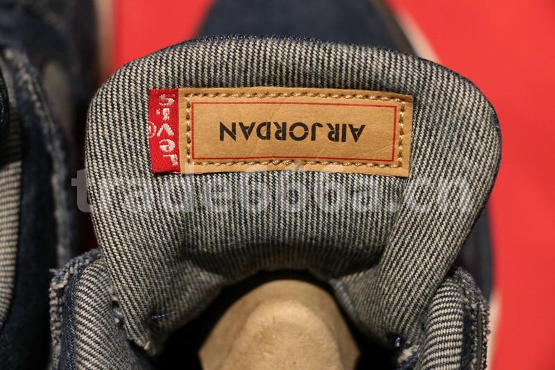 ced397b6f00 Fake Levi Air Jordan 4's Are Already Out, Don't Get Got.. – Housakicks