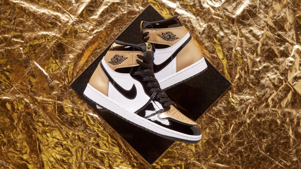 226f358679b Where To Buy The All Star Air Jordan 1 NRG Gold Toe 861428-007 – Housakicks