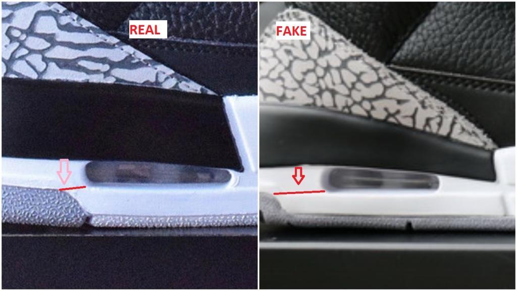 937cebc5143 Fake Air Jordan 3 Black Cement 854262-001 11 – Housakicks