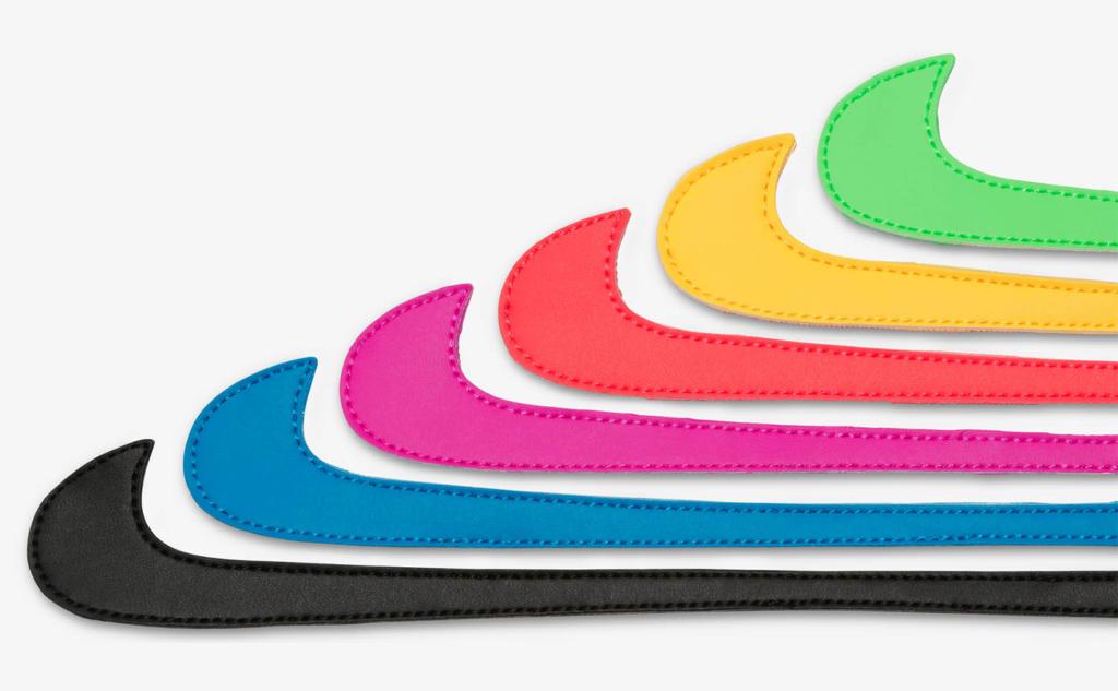 check out fa911 3e8a5 Nike Air Force 1 Velcro Swoosh Flavors Pack AH8462-002 AH8462-102 1