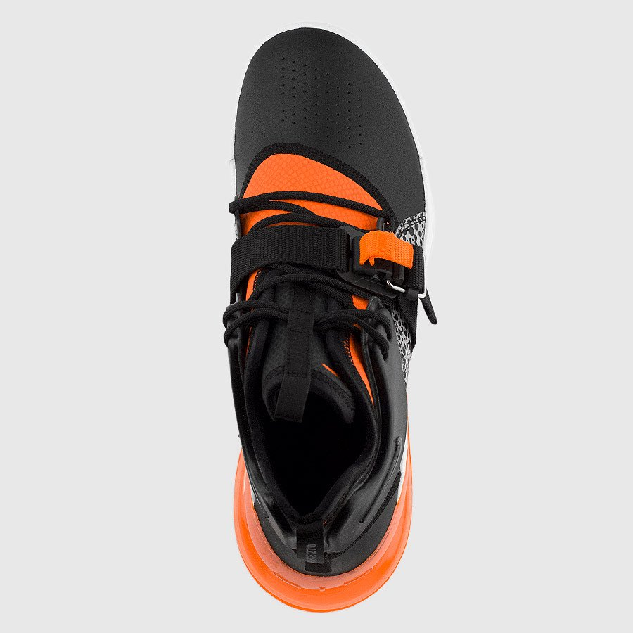 reputable site a1d86 fbad2 Nike Air Max 270 Safari black crimson red AH6772-004 2 ...
