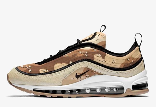 More Gems Underway Nike Air Max 1 & Air Max 97 Desert Camo