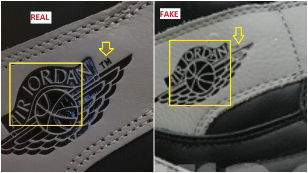 39bf4286 Fake Air jordan 1 OG Shadow 555088-013 Real Vs Fake 3 – Housakicks