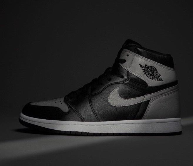 ad5f1159 Where To Buy The Air Jordan 1 High OG Shadow Black Grey 555088-013 –  Housakicks