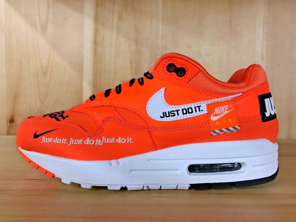 0c68b849d61 Men s Nike Air Max 1 Lux JDI Orange