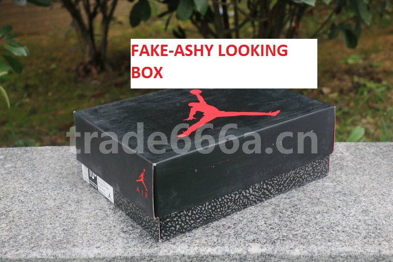 35f1d9819ee Fake Air Jordan 3 III Seoul Detected- Quick Ways To Identify It ...