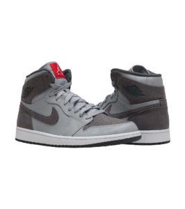 on sale b3c22 09b03 On Sale Now  69.99 Air Jordan 1 Premium Wolf Grey Camo AA3993-027