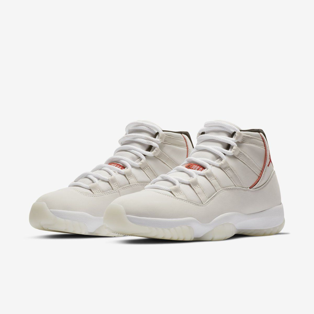 21165a2f39d59 Air Jordan 11 Platinum Tint 378037-016