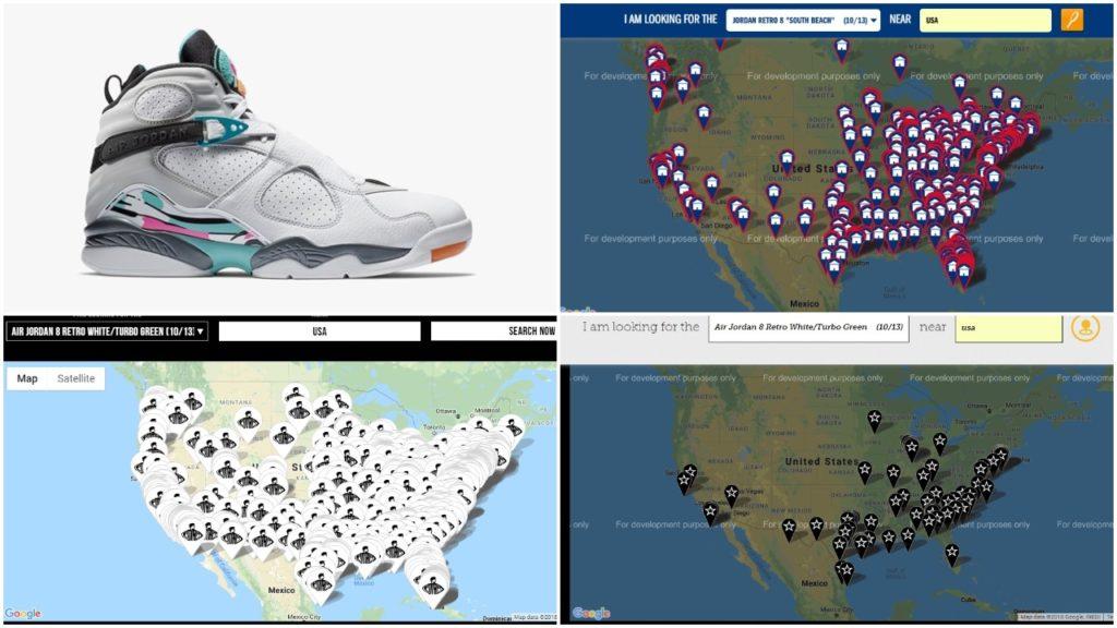 05d000ed56a Air Jordan 8 VIII South Beach 305381-113 | How Many Pairs Made? | Market  Value