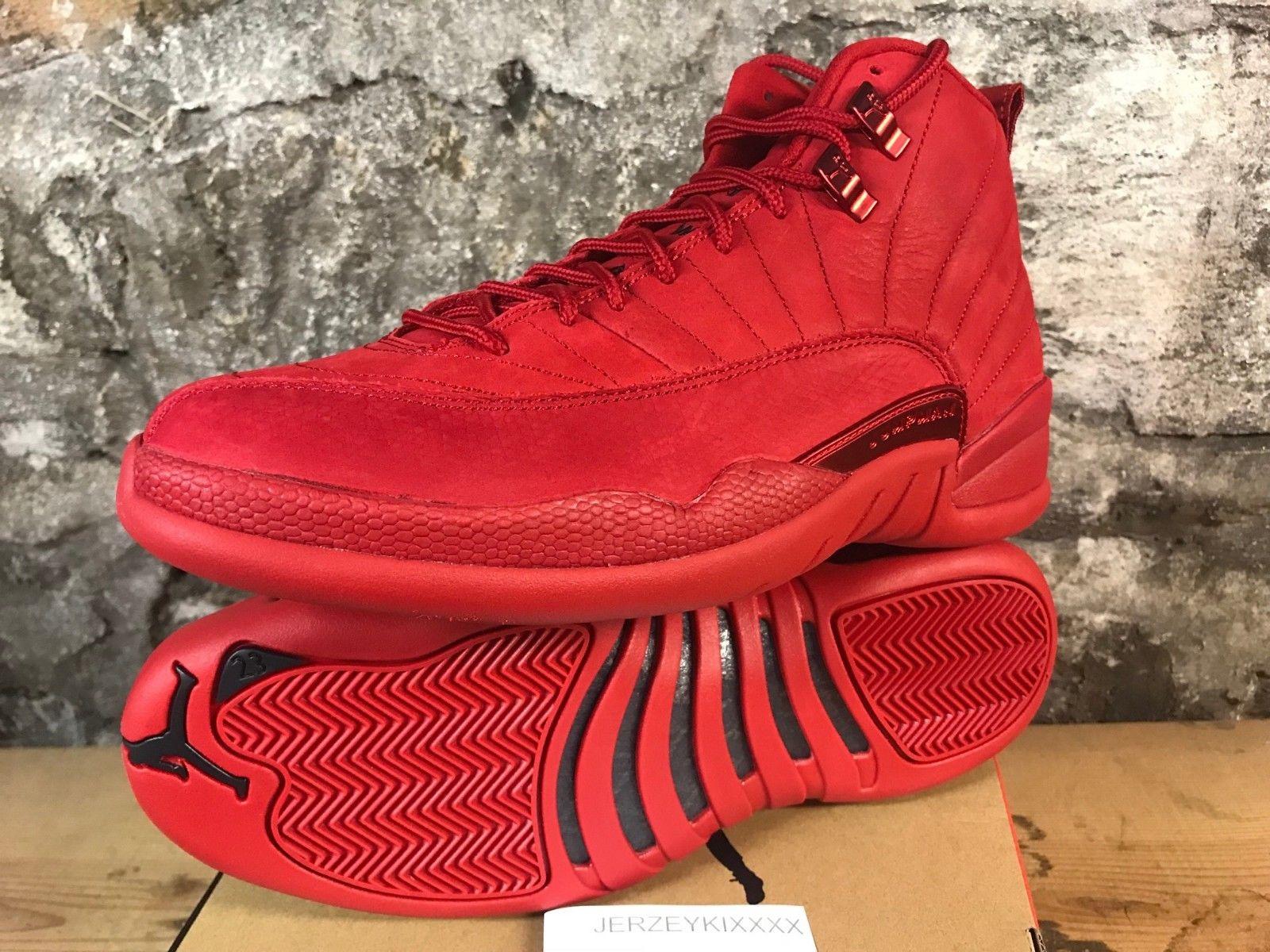 852ccfbfa68266 Air Jordan 12 Gym Red 130690-601 Available Now