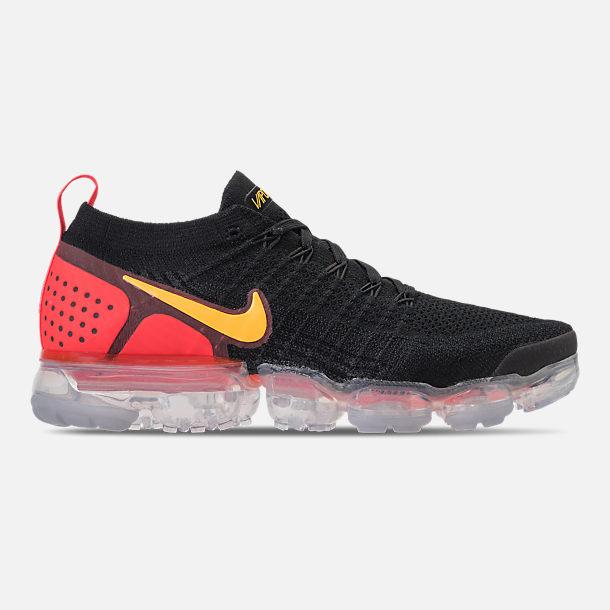 half off 58891 8fb05 Nike Air Vapormax Flyknit 2.0 Laser Orange 942842-005 On ...
